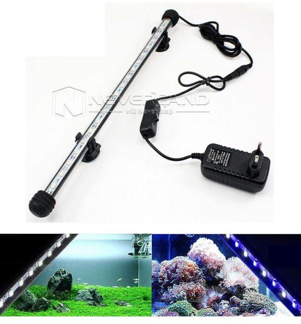 Aquarium Submersible Led Étanche Et Lumière Accessoires oCBdxe